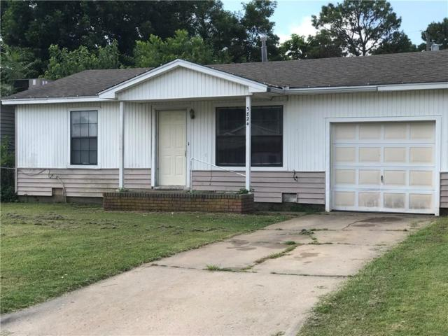 3824 SW 38th Street, Oklahoma City, OK 73119 (MLS #874739) :: Homestead & Co