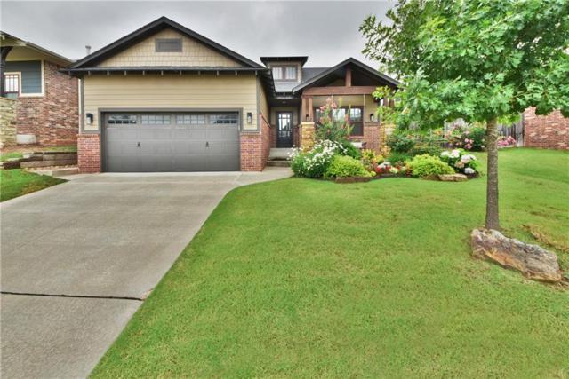 701 Blue Oak Way, Edmond, OK 73034 (MLS #874741) :: Homestead & Co
