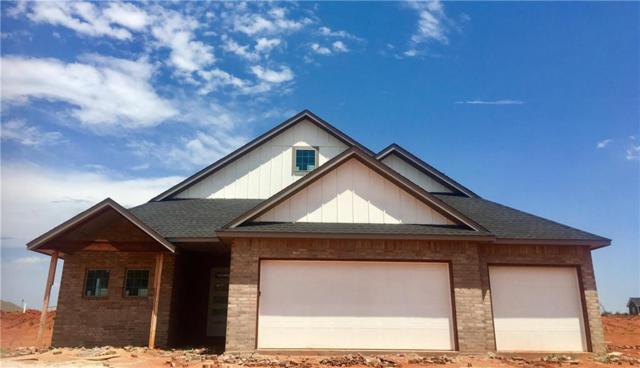 17622 Walnut Creek Road, Edmond, OK 73013 (MLS #874781) :: Homestead & Co