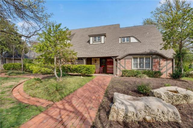8500 Waverly Avenue, Oklahoma City, OK 73120 (MLS #874811) :: Homestead & Co