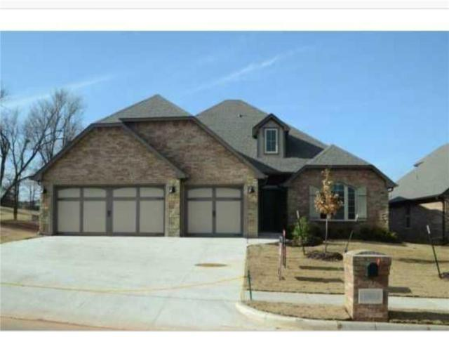 3309 Lakeshire Ridge Way, Edmond, OK 73034 (MLS #874823) :: Homestead & Co