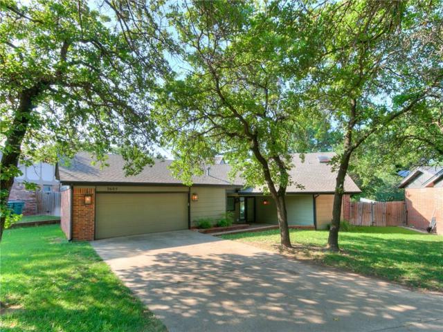 3605 Katherine Court, Edmond, OK 73013 (MLS #874829) :: Homestead & Co