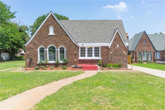 843 NE 20th Street, Oklahoma City, OK 73105 (MLS #874855) :: Homestead & Co