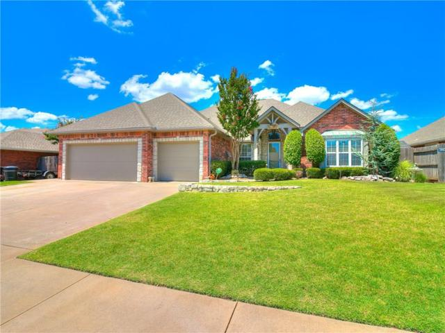 1313 NW 9th Street, Moore, OK 73170 (MLS #874907) :: Denver Kitch Real Estate