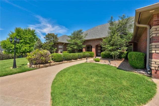 20611 Deer Springs Circle, Edmond, OK 73012 (MLS #874924) :: Homestead & Co