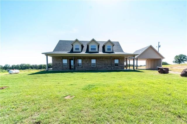800682 S 3430 Road, Tryon, OK 74875 (MLS #874952) :: Homestead & Co