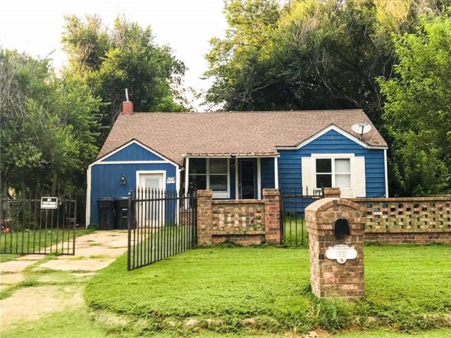 1931 SW 10th Street, Oklahoma City, OK 73108 (MLS #874970) :: Homestead & Co