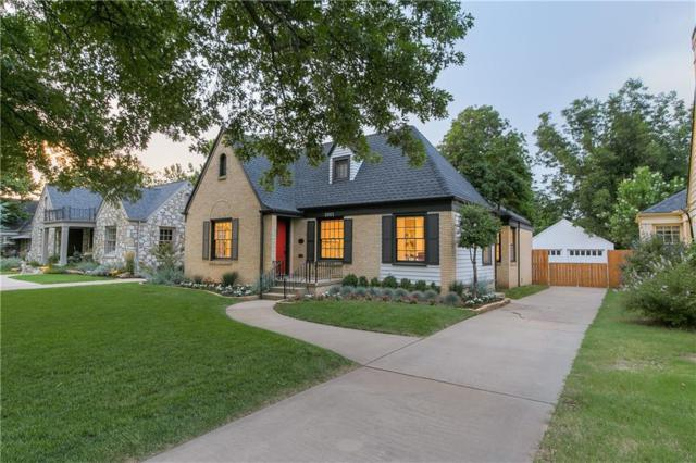 1001 NW 40th Street, Oklahoma City, OK 73118 (MLS #875047) :: Homestead & Co
