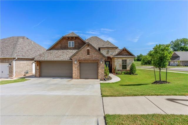 2613 NE 14th Street, Moore, OK 73160 (MLS #875173) :: Denver Kitch Real Estate