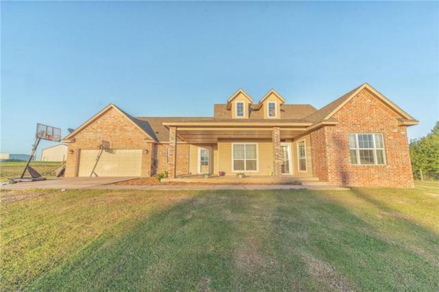 979 S Sara Road, Blanchard, OK 73010 (MLS #875287) :: Homestead & Co