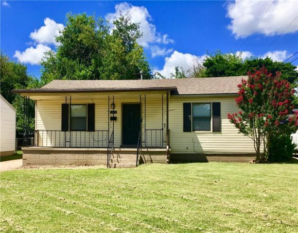 209 W Kittyhawk Drive, Midwest City, OK 73110 (MLS #875384) :: KING Real Estate Group