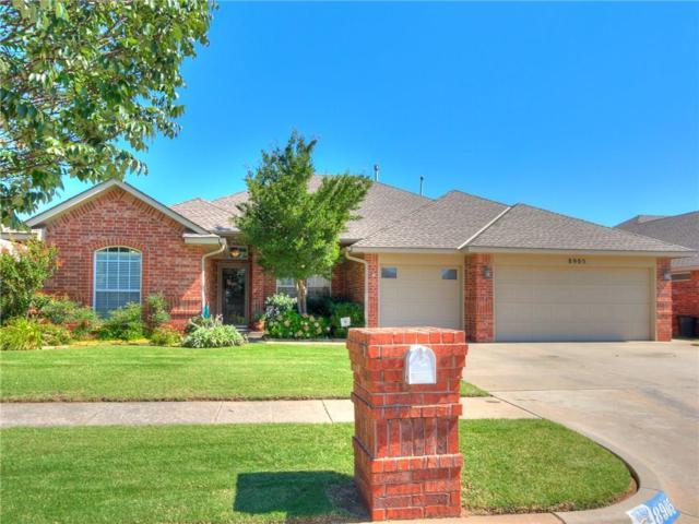 8905 NW 113th Street, Oklahoma City, OK 73162 (MLS #875408) :: KING Real Estate Group
