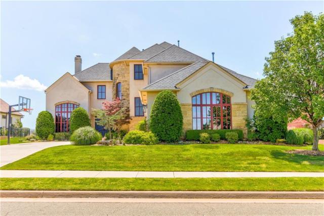 3340 NW 172nd Terrace, Edmond, OK 73012 (MLS #875416) :: Homestead & Co