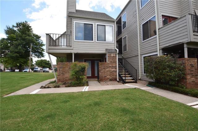 11510 N May Avenue B106, Oklahoma City, OK 73120 (MLS #875418) :: Erhardt Group at Keller Williams Mulinix OKC