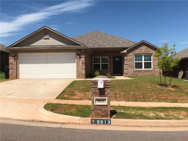 9613 Eli Drive, Moore, OK 73160 (MLS #875455) :: KING Real Estate Group