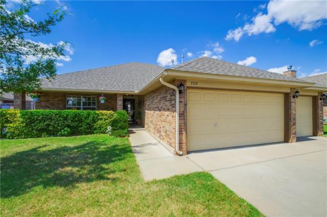 709 E Juniper Lane, Mustang, OK 73064 (MLS #875464) :: Denver Kitch Real Estate