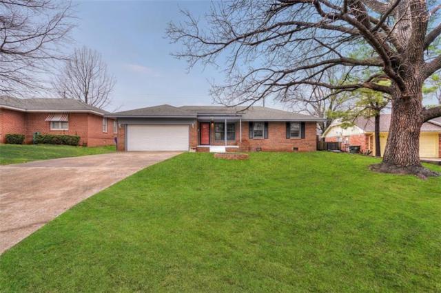 10 Circle Drive, Chickasha, OK 73018 (MLS #875468) :: KING Real Estate Group