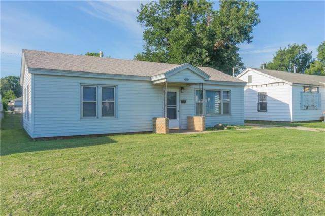 2316 SW Grand Boulevard, Oklahoma City, OK 73119 (MLS #875571) :: KING Real Estate Group