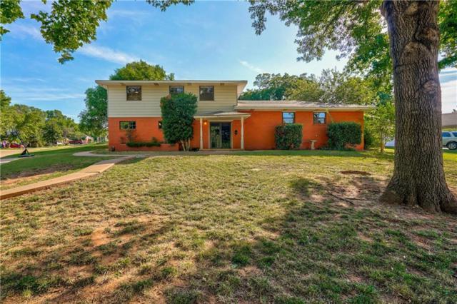 902 Walnut, Guthrie, OK 73044 (MLS #875596) :: KING Real Estate Group