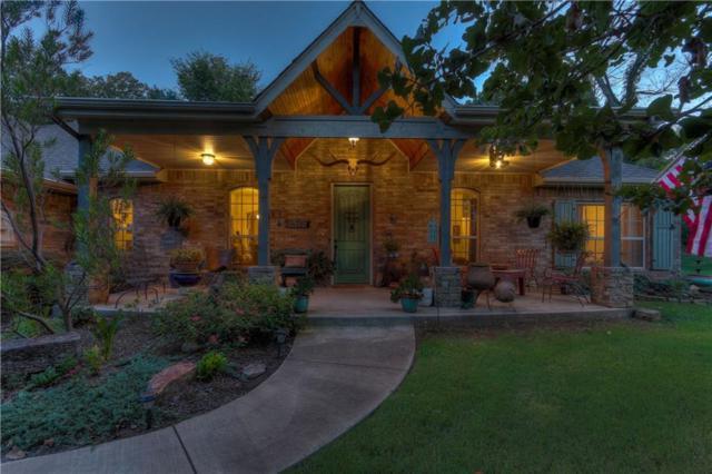 14335 Glenwood Lane, Edmond, OK 73034 (MLS #875725) :: KING Real Estate Group