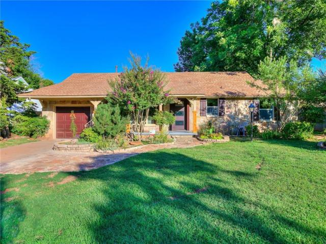 3312 N Virginia Avenue, Oklahoma City, OK 73118 (MLS #875727) :: Homestead & Co