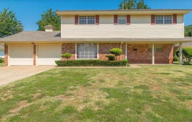 1509 Carlton Way, Oklahoma City, OK 73120 (MLS #875739) :: Homestead & Co