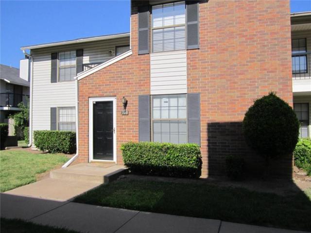 3000 Chautauqua Avenue #108, Norman, OK 73072 (MLS #875743) :: Homestead & Co