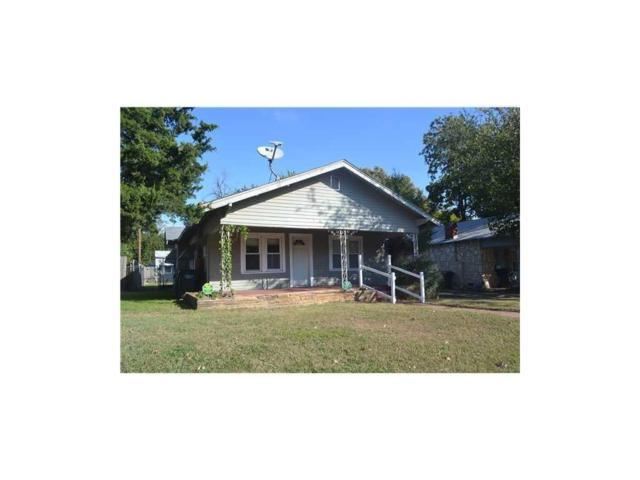 2237 NW 12th Street, Oklahoma City, OK 73107 (MLS #875746) :: Keri Gray Homes