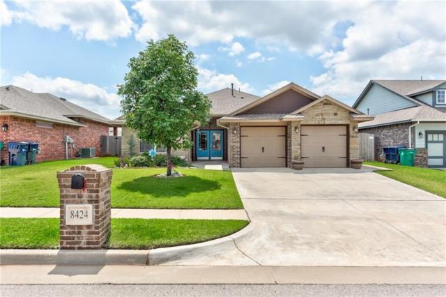 8424 NW 142nd Street, Oklahoma City, OK 73142 (MLS #875752) :: Homestead & Co