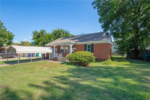 2710 NW 36th Terrace, Oklahoma City, OK 73112 (MLS #875785) :: Homestead & Co