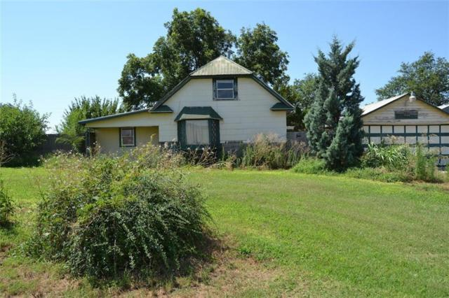1210 Main Street, Arapaho, OK 73620 (MLS #875795) :: Homestead & Co