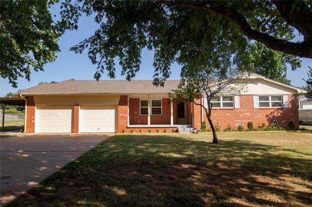 420 S Aqua Clear Drive, Mustang, OK 73064 (MLS #875810) :: Denver Kitch Real Estate
