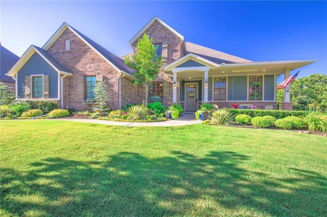 2569 Vellano Lane, Edmond, OK 73034 (MLS #875837) :: Homestead & Co