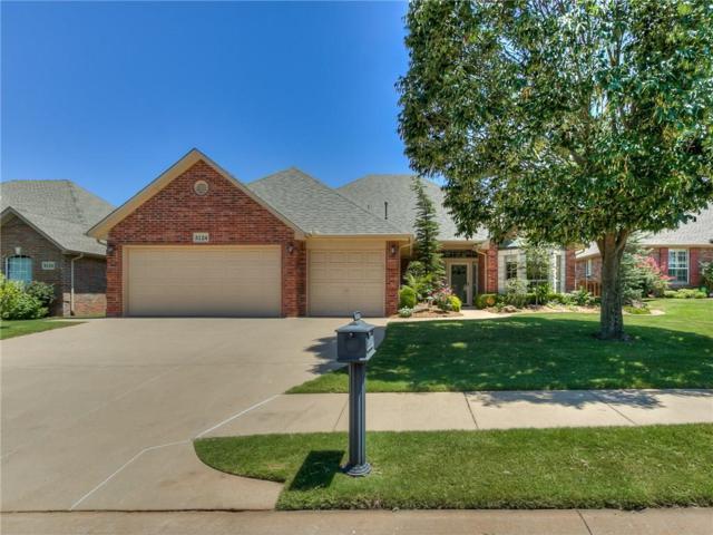 3124 Songwood Drive, Edmond, OK 73003 (MLS #875848) :: Homestead & Co