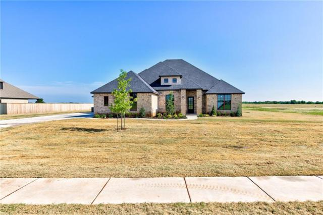 2335 NW 223rd Street, Edmond, OK 73025 (MLS #875879) :: Homestead & Co