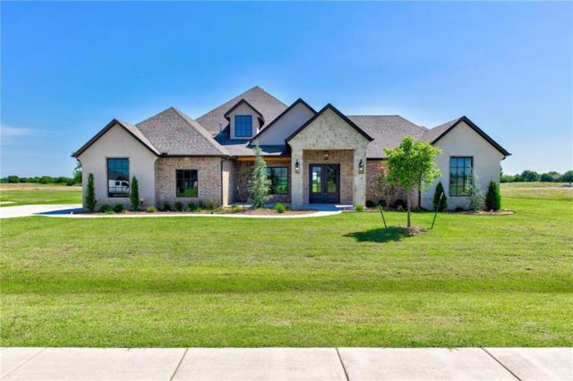 22286 Coffee Creek Boulevard, Edmond, OK 73025 (MLS #875881) :: Homestead & Co