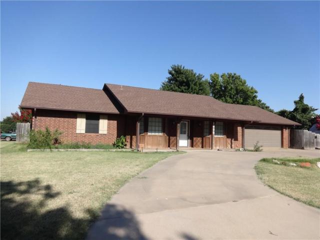 1000 N Lusk Street, Elk City, OK 73644 (MLS #875895) :: Homestead & Co