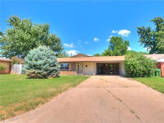 613 Spruce Drive, Yukon, OK 73099 (MLS #875896) :: Denver Kitch Real Estate