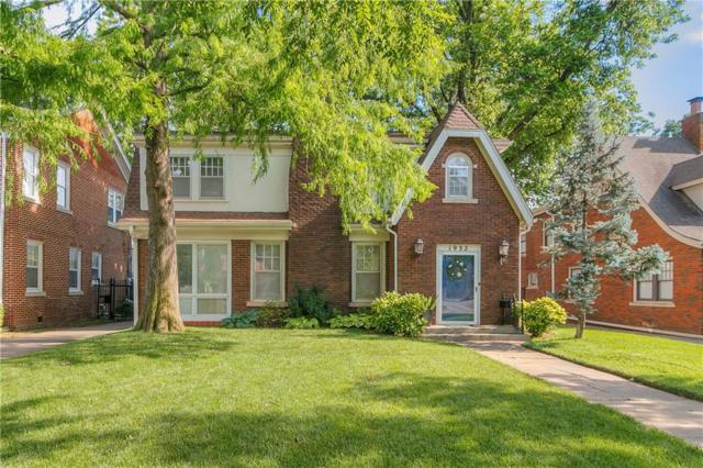 1932 NW 18th Street, Oklahoma City, OK 73106 (MLS #875929) :: Homestead & Co