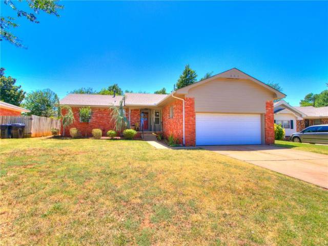 4112 NW 62nd Terrace, Oklahoma City, OK 73112 (MLS #875966) :: Homestead & Co