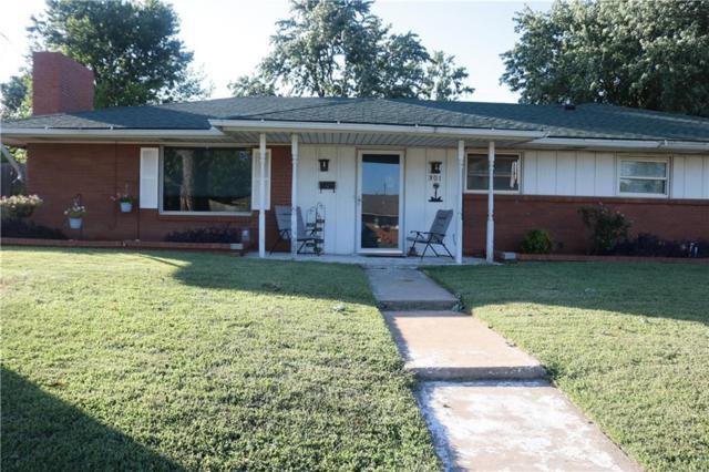 301 W Silver Meadow Drive, Midwest City, OK 73110 (MLS #875968) :: Homestead & Co