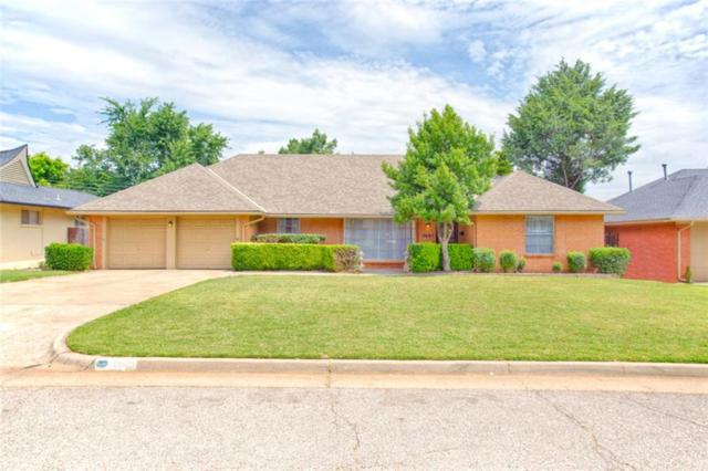 2605 NW 58th Place, Oklahoma City, OK 73112 (MLS #875974) :: Denver Kitch Real Estate