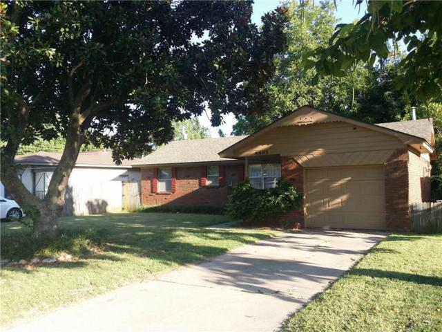 6602 NW 29th Ter Terrace, Bethany, OK 73008 (MLS #875979) :: Denver Kitch Real Estate