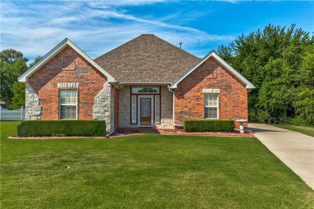 10114 Lexi Court, Midwest City, OK 73130 (MLS #875980) :: Homestead & Co