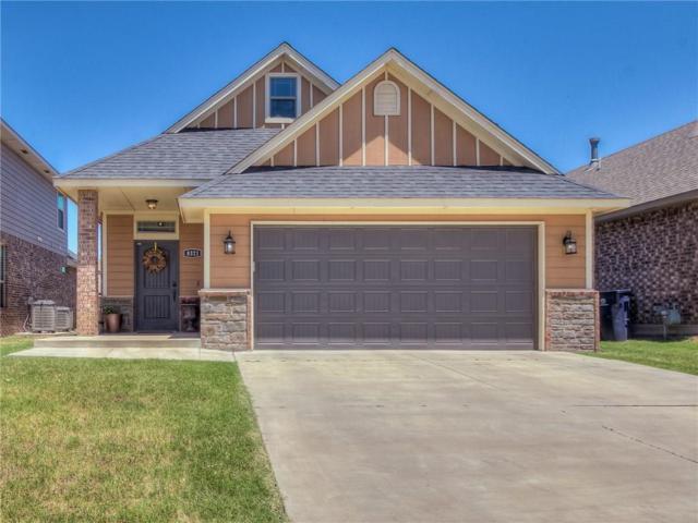 8321 NW 137th Street, Oklahoma City, OK 73142 (MLS #875997) :: Homestead & Co