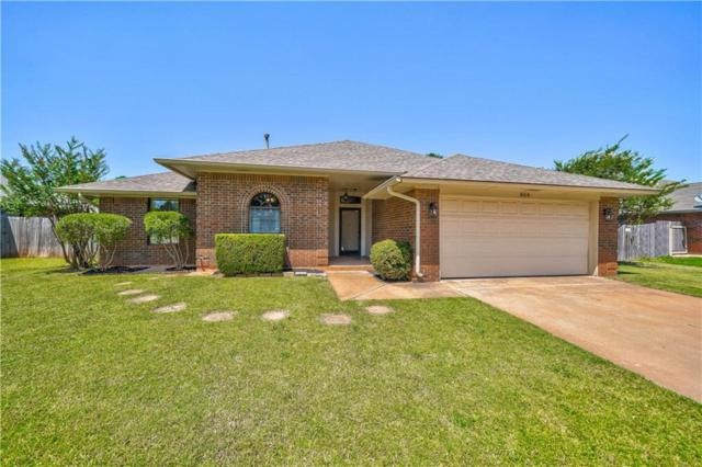 809 Blue Ridge Drive, Edmond, OK 73003 (MLS #876026) :: Homestead & Co