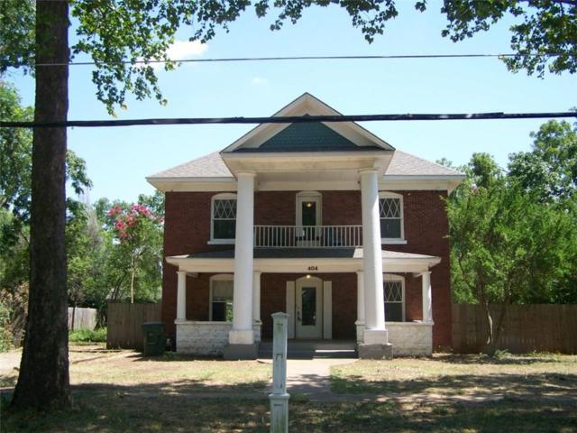404 E Charles Street, Pauls Valley, OK 73075 (MLS #876033) :: Homestead & Co