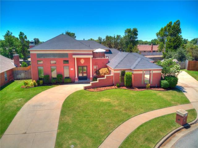 7316 NW 109th Street, Oklahoma City, OK 73162 (MLS #876034) :: Homestead & Co