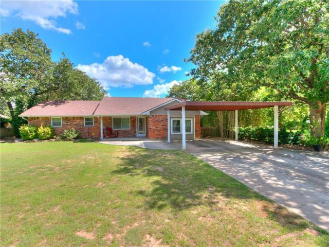 16594 SE 18th Street, Choctaw, OK 73020 (MLS #876101) :: Homestead & Co