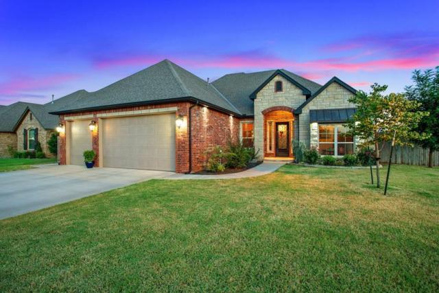 4916 SW 128th Street, Oklahoma City, OK 73173 (MLS #876106) :: Homestead & Co